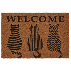 Dveřní Rohožka Welcome Cats
