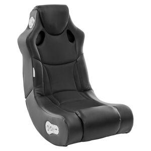 Herní Židle Booster S Audiosystémem Černá