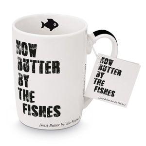 Hrnek na kávu Butter By The Fish