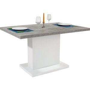 Jídelní Stůl Madrid 138 Cm