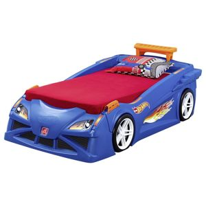Posteľ Hot Wheels