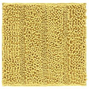 Předložka koupelnová uwe, 50/50cm, Žlutá