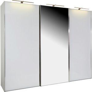 Skříň S Pos. Dveřmi.(hor.ved.) Sonate 280x222cm