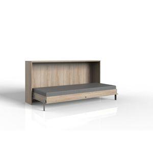 Vyklápěcí postel Juist Horizontální 90x200cm