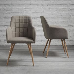 Židle S Podroučkami Jule Béžová